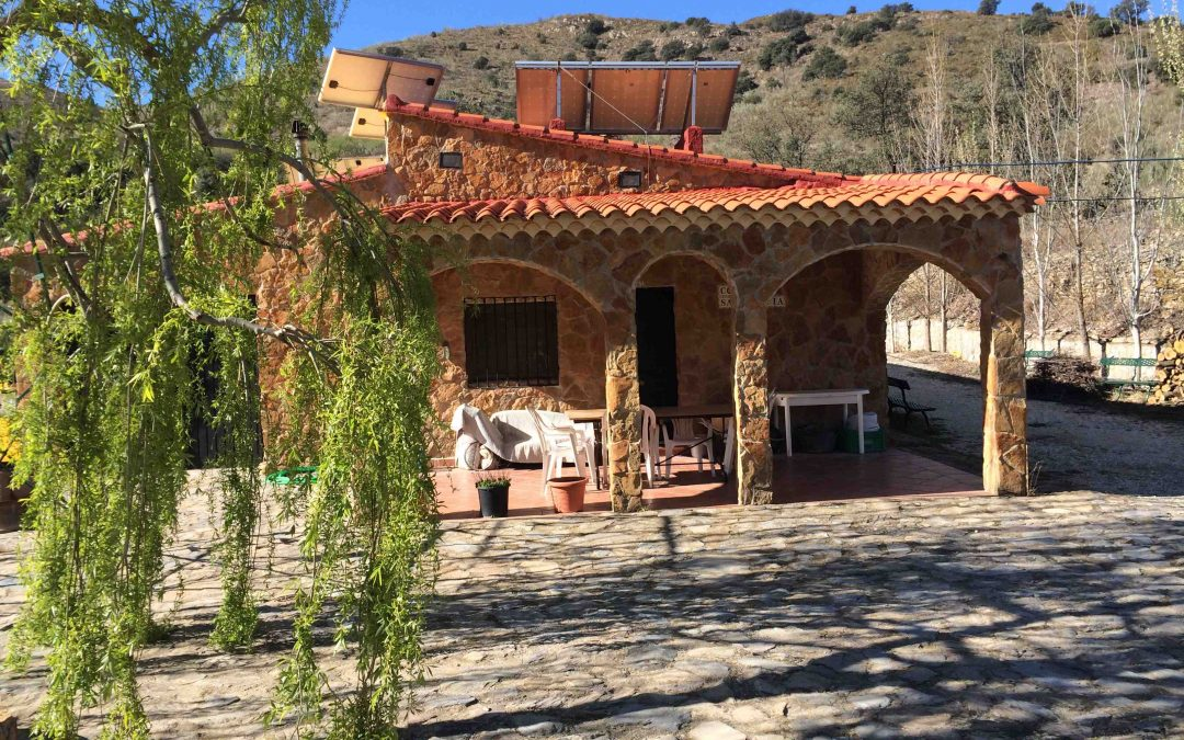 COUNTRY HOUSE IN TAHAL – ALMERIA