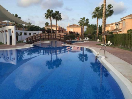 DETACHED HOUSE IN LAS MARINAS DE VERA