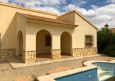DETACHED VILLA ARBOLEAS-ALMERIA- FIND ME A PLACE IN SPAIN (1)