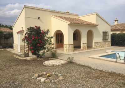 DETACHED VILLA ARBOLEAS-ALMERIA- FIND ME A PLACE IN SPAIN (3)