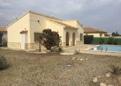 DETACHED VILLA ARBOLEAS-ALMERIA- FIND ME A PLACE IN SPAIN (4)