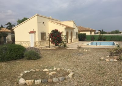 DETACHED VILLA ARBOLEAS-ALMERIA- FIND ME A PLACE IN SPAIN (5)