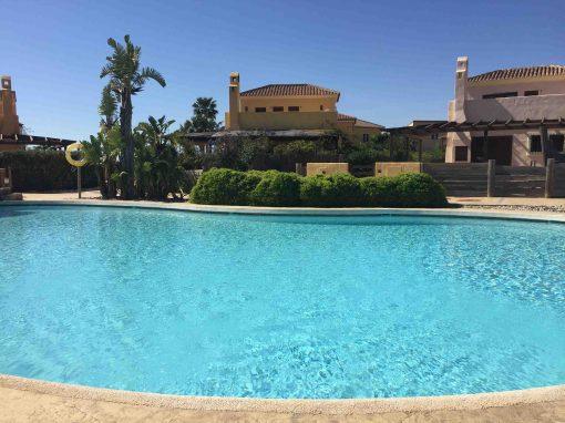 HOUSE IN DESERT SPRING – CUEVAS DEL ALMANZORA