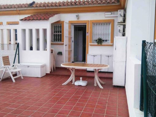 TERRACED HOUSE CALA MARQUES VERA