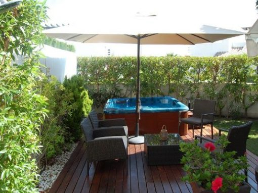 SEMI-DETACHED VILLA VERA.  3/2   210.000€